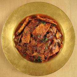 moroccan plum tofu   foodgawker