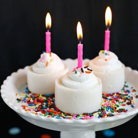 Birthday Cake Jello Shot