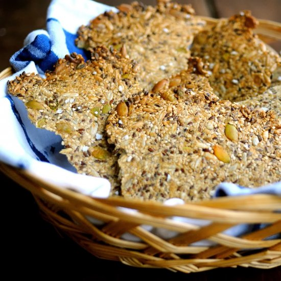 Healty dinner recipes gallery foodgawker crispbread with flaxseed meal forumfinder Gallery