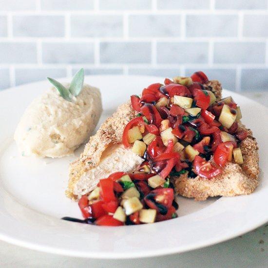 Baked dinner recipe gallery foodgawker email summer harvest chicken forumfinder Images