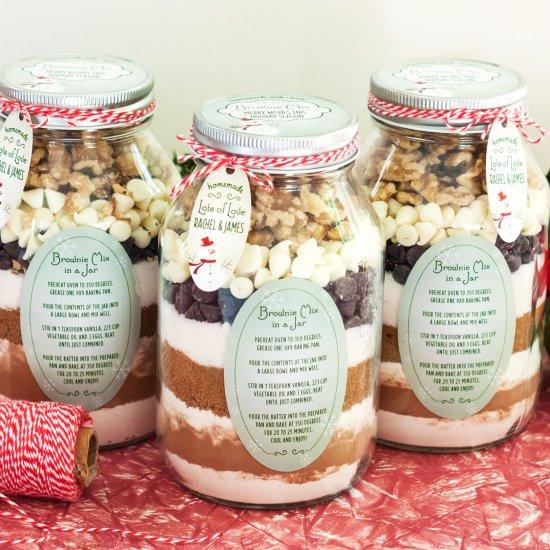 recipe: brownie mix in a jar [34]