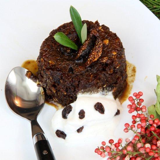 Easy figgy pudding recipes
