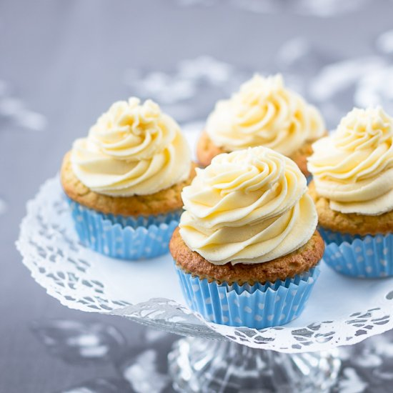 Basic Butter Frosting and Orange Butter Frosting   Low-Carb