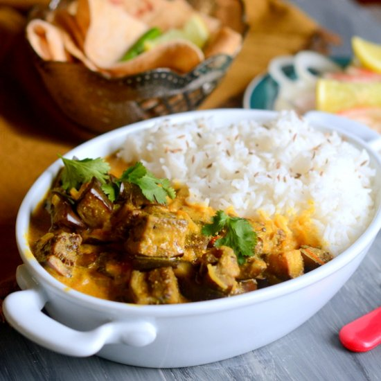Indian dinner recipes gallery foodgawker email eggplant curry forumfinder Images