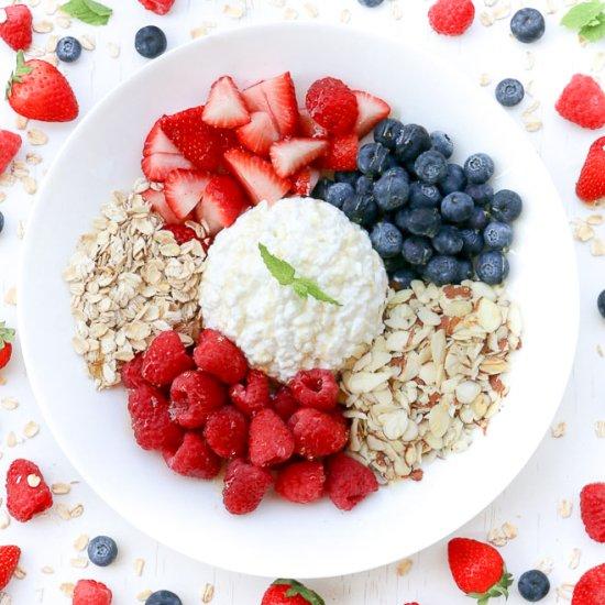 sweet cottage cheese fruit bowl foodgawker rh foodgawker com