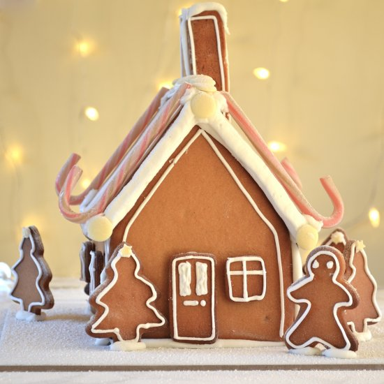 gingerbread house gallery | foodgawker