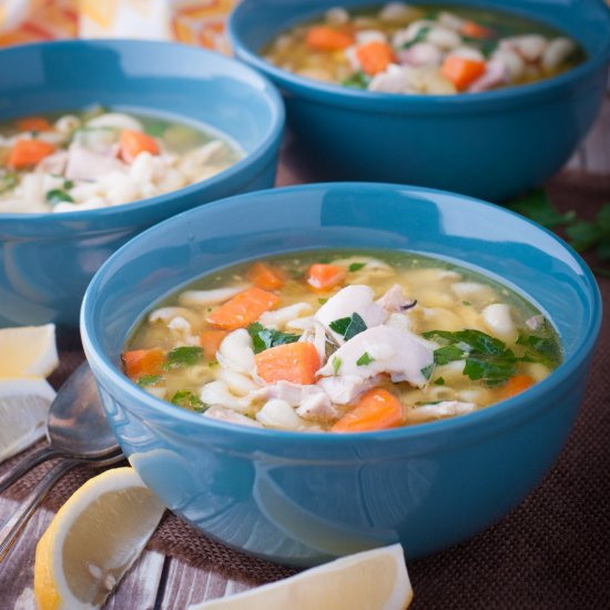 Chicken Noodle Soup Recipes Gallery Foodgawker