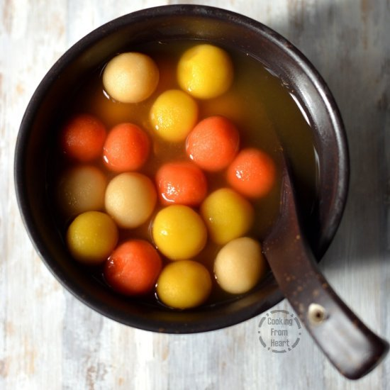 email tang yuan - Chinese New Year Desserts