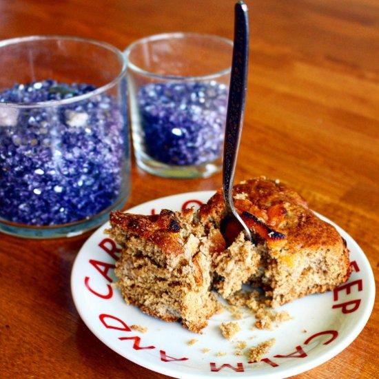 Lavender Apricot Earl Grey Tea Cake