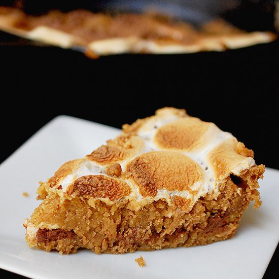 TumblrShare On Email Skillet Smores Cookie