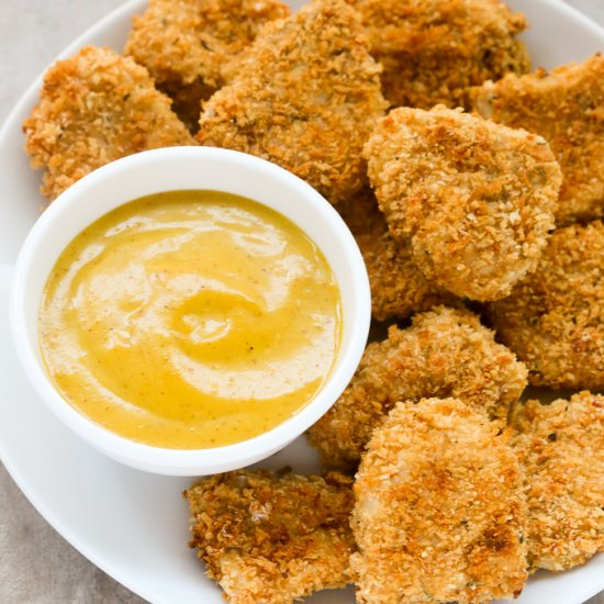 Nuggets Blog: Baked Chicken Nuggets