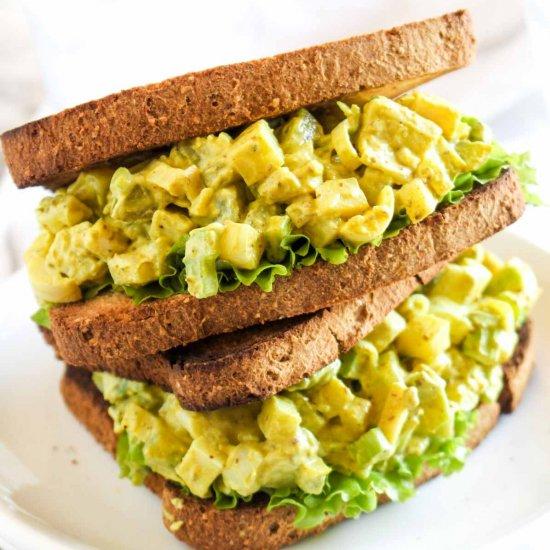 Vegan egg salad sandwich foodgawker vegan egg salad sandwich forumfinder Image collections
