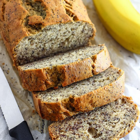 Quick bread recipes gallery foodgawker poppy seed banana bread forumfinder Gallery