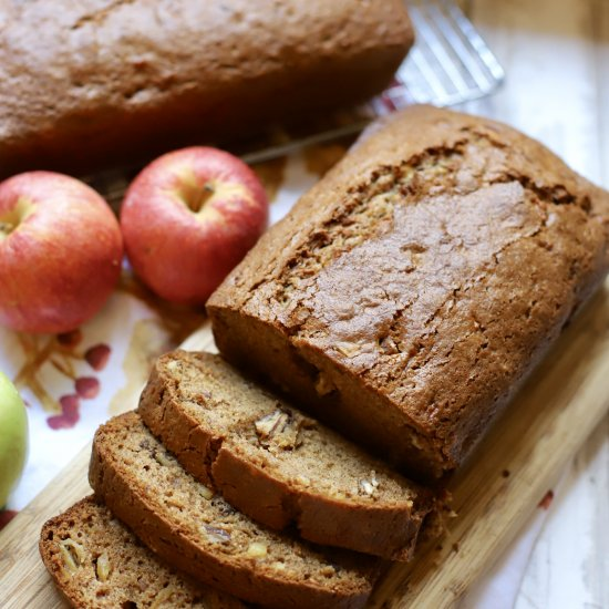 Quick bread recipes gallery foodgawker easy southern style apple bread forumfinder Gallery
