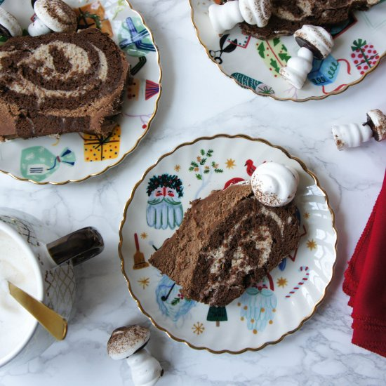 Yule Log Gallery Foodgawker