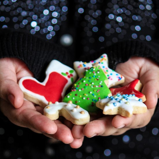Christmas treats gallery foodgawker email iced sugar cookies solutioingenieria Image collections