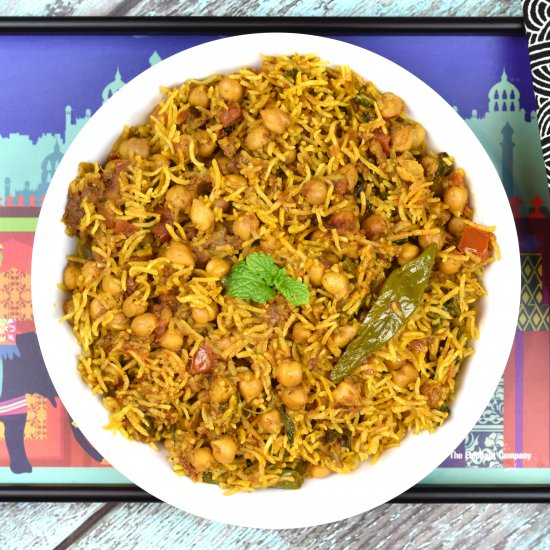 Indian vegetarian recipe gallery foodgawker email vegan chickpeas biryani forumfinder Choice Image