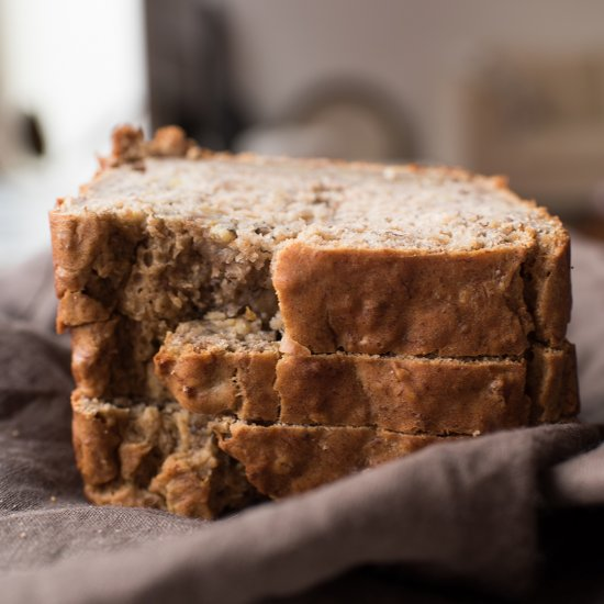 Banana bread recipe gallery foodgawker healthy banana bread forumfinder Image collections