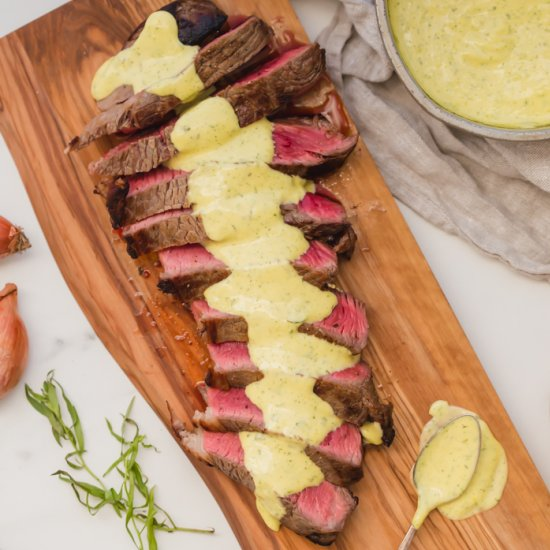 Whole30 dinner gallery foodgawker whole30 steak with bearnaise sauce forumfinder Gallery