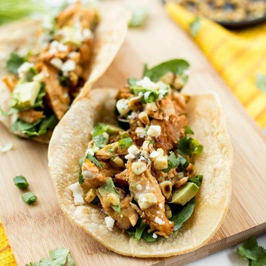 Instant pot dinner recipes gallery foodgawker instant pot honey sriracha tacos forumfinder Images