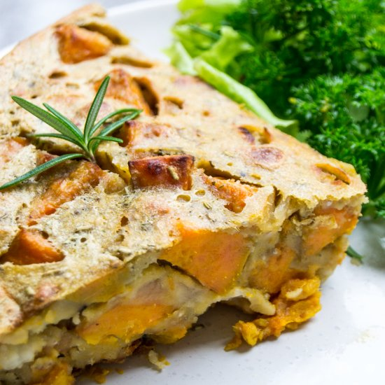 Chickpea flour gallery foodgawker vegan sweet potato frittata forumfinder