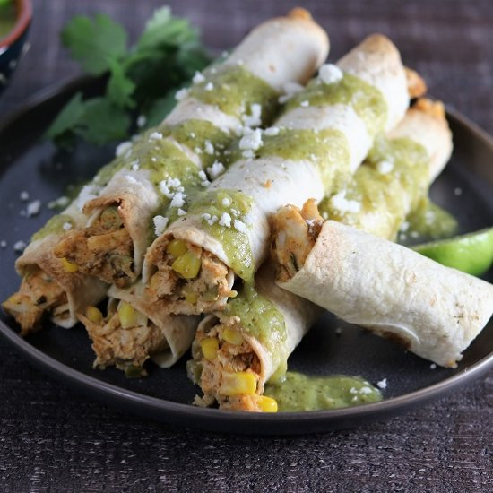 Chicken Taquitos Gallery Foodgawker