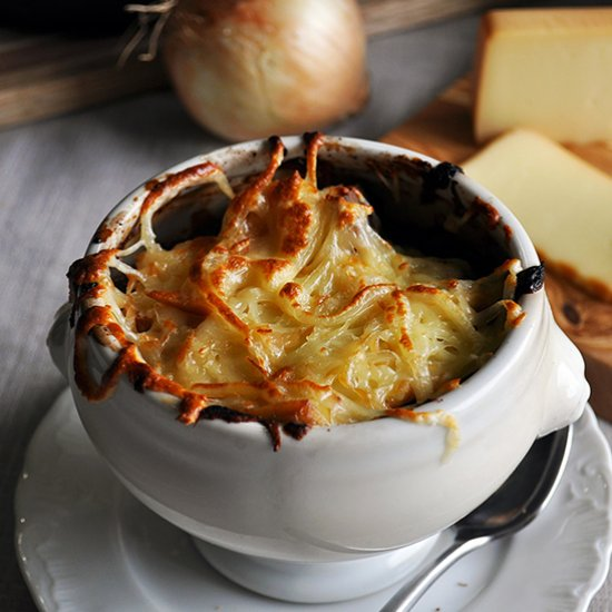 Dinner party gallery foodgawker slow cooker french onion soup forumfinder Images