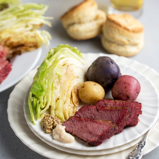 Dinner gallery foodgawker baked corned beef and cabbage forumfinder Images