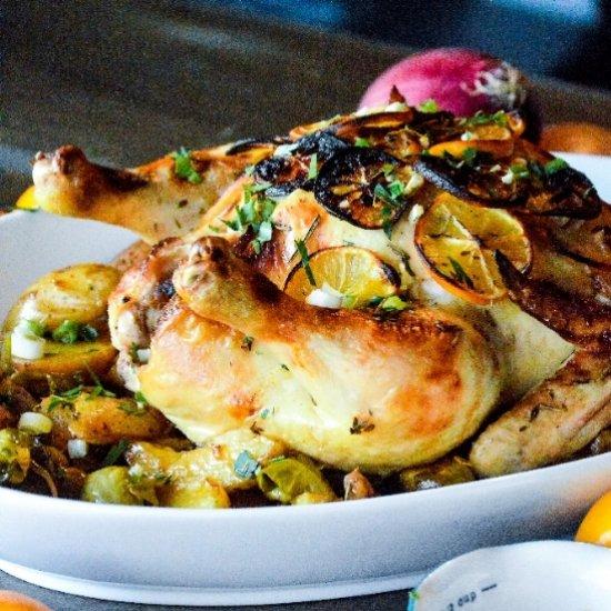 Sunday dinner gallery foodgawker lemon herb roasted chicken forumfinder Images