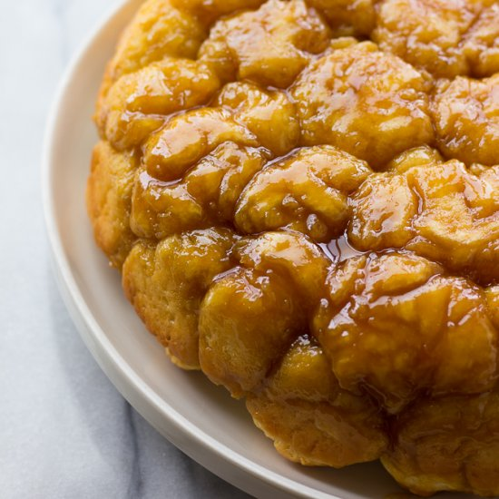 Breakfast brunch gallery foodgawker vegan caramel monkey bread forumfinder Images