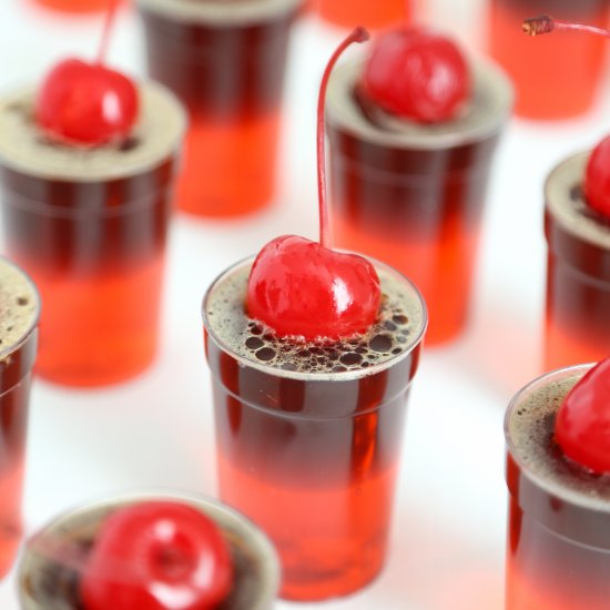 Foodgawker feed your eyes page 5 cherry cola jello shots forumfinder Images