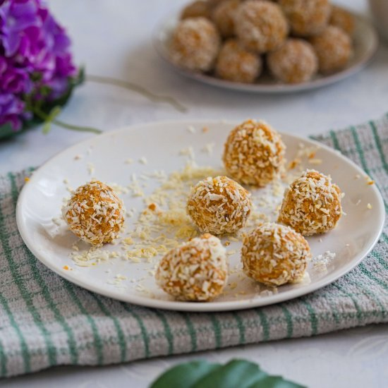 Foodgawker feed your eyes page 4 raw carrot coconut truffles forumfinder Image collections