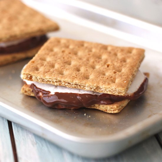 Foodgawker feed your eyes page 4 toaster oven smores forumfinder Image collections