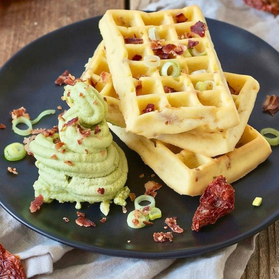 Recipes gallery foodgawker email savoury waffles forumfinder Image collections