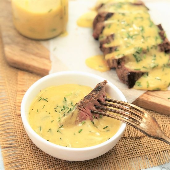 No desserts gallery foodgawker double mustard and garlic sauce forumfinder Image collections
