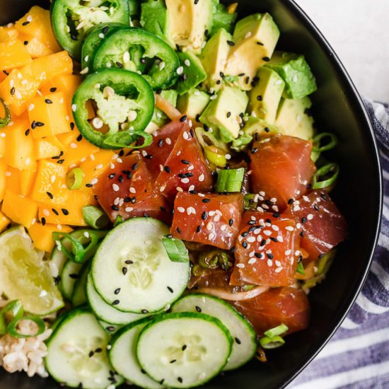gallery asian inspired email ahi poke bowl asian inspired recipes gallery foodgawker