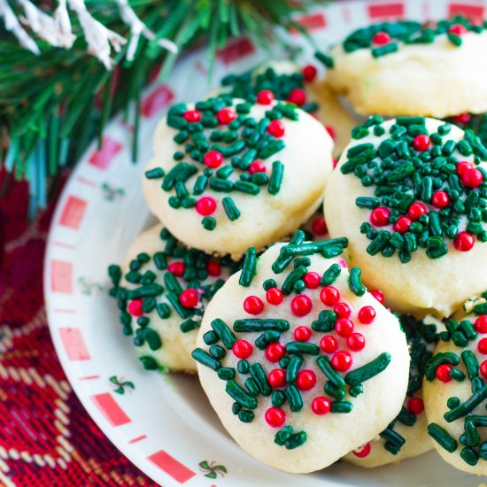 Christmas Butter Cookies Foodgawker