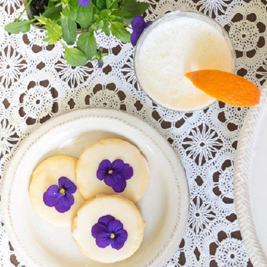 Lemon Icebox Cookies With Glaze Foodgawker