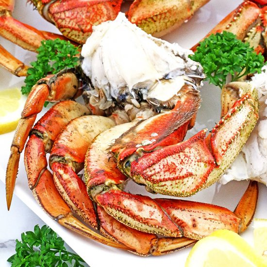 how to cook wild-caught crab legs   foodgawker