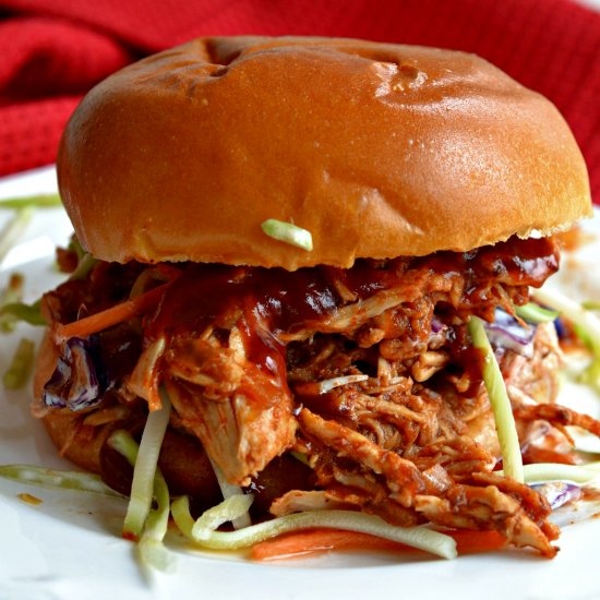 Crock Pot Pulled Chicken Foodgawker